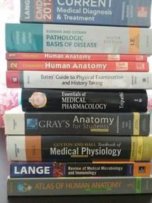 Medical book(mbbs,medicine book)clinical book