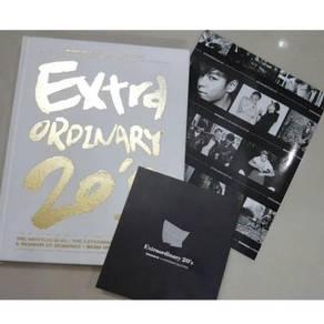 Big Bang 1st Photograph Collection - Extraordinary