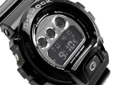Watch- Casio G SHOCK DW6900NB-1 BLACK -ORIGINAL