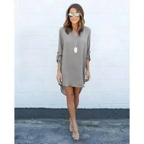 Plus size blouse/dress