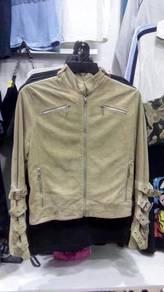 Jaket kulit Spectra leather biker jacket