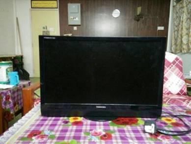 TV Toshiba 20 inci