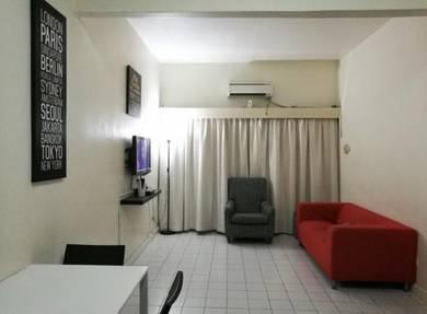 Fully Furnished Tanjung Biru Condominium, Port Dickson For Sale