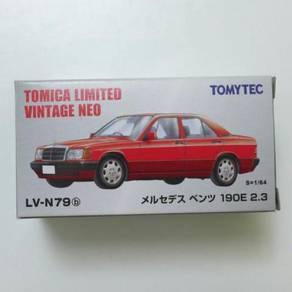 Tomica Limited Vintage LV-N79 Mercedes Benz 190E