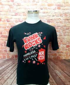 Punk Rock T-shirt sz S Made in usa