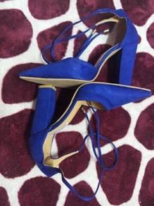 Heels Blue