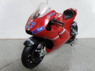 Automaxx 1:12 Ducati Motogp Casey Stoner No.27