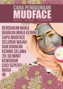 Stay natural mudface
