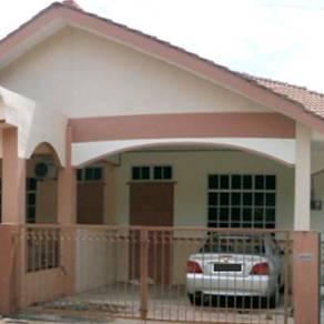 Single storey semi-d House - Taman Jayadiri, Behok Temak, Kangar