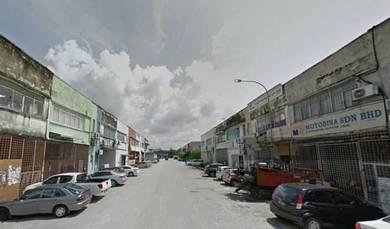 1.5 Storey Terrace Factory at PU1, Puchong Utama