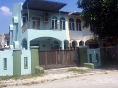 Nice Double Storey Pengkalan For Sale