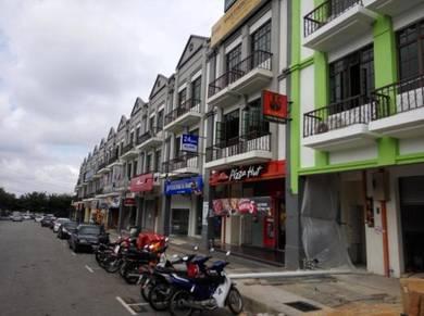 3 Storey Shop Lot Facing Main Road