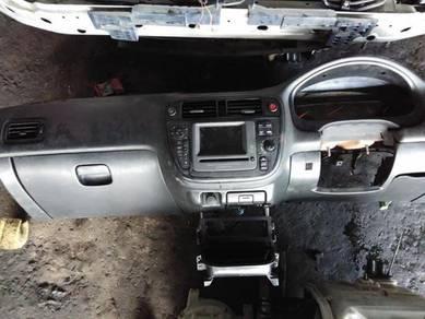 EK4 dashboard skali meter,cooling coil,blower set
