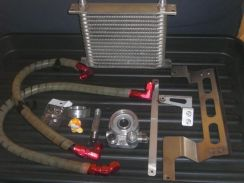 TOYOTA 86 RACING TRD ZN6 Oil cooler kit
