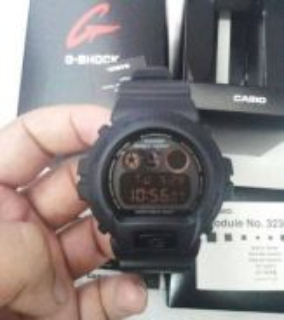 Original Casio G-Shock DW-6900MS-1