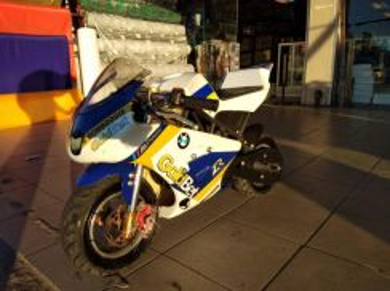 MINI POCKET BIKE RACING 50cc (display unit)
