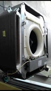 Air cond 2nd/casset type-2.5-hp&3.0-hp/york.
