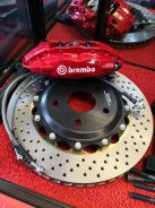 Brembo Big4pot brake Estima Vellfire Camry Alphard
