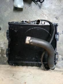 Radiator proton saga iswara