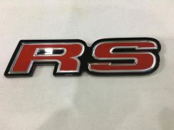Rs rear logo