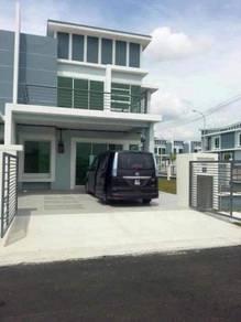 NEW 2 Sty Corner Lot Nusari Aman 2, Bandar Sri Sendayan, S2/SEREMBAN