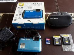 Used waterproof nikon camera w wifi