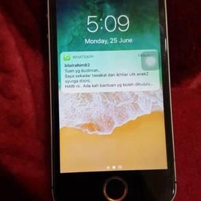Iphone 5s 64gb myset for swap
