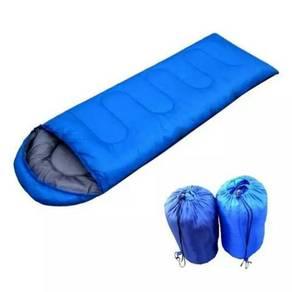 Camp single sleeping bed