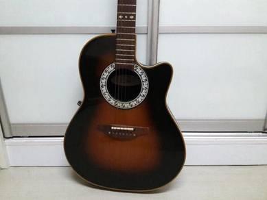 Ovation Custom Balladee 1860 guitar