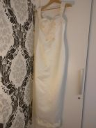 Wedding Gown with Train & Veil