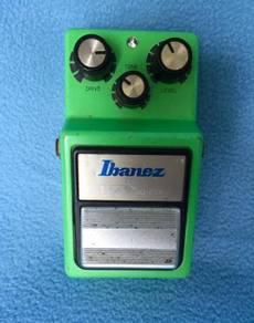 1983 Vintage Ibanez TS9 Tube Screamer JRC4558D Jpn