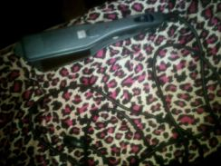 Iron straight n iron curl 3in1