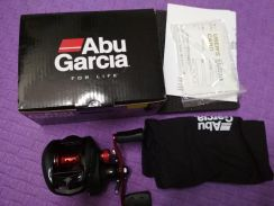 Reel Abu Garcia Black Max BMAX3-L BC