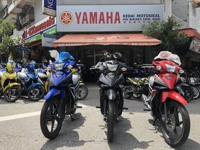 Honda Alpha Senang Raya Promo GST 0%
