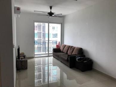 Fully Furnished 3R2B Condominium De Centrum Residences Kajang