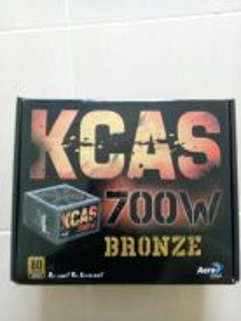 Aerocool power supply kcas 700w bronze