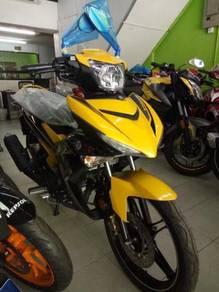 Yamaha Y15ZR Baru D ARif mtr