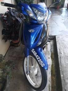 2011 Modenas Ct 100