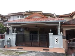Seremban Double Storey Taman Panchor Jaya Fully Furnished