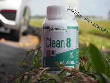 CLEAN8 Kurus lepas raya (Perlis)
