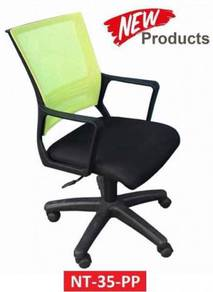 Wire Mesh Low back Office Chair Kerusi Jaring