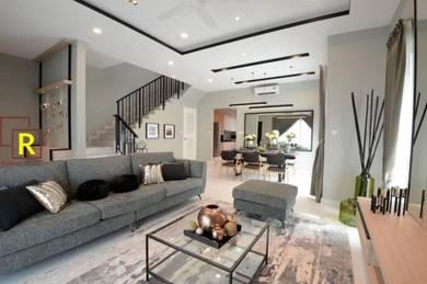 Sunway Cassia Semi D House, 7% Rebate, RENOVATED & FURNISHED, FREE MOT