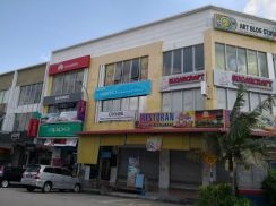 Taman Ungku Tun Aminah, First Floor Shop Office, Skudai, JB