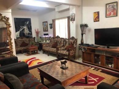 For Sale, Freehold Double Storey Intermediate End Lot, Taman Melawati