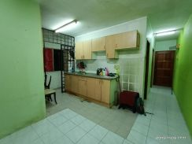 [ground floor je] [near mrt] good for invest, murah2, lestari apartmen