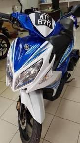 Yamaha Nouvo LC 135cc Tahun 2009 (chun motor)