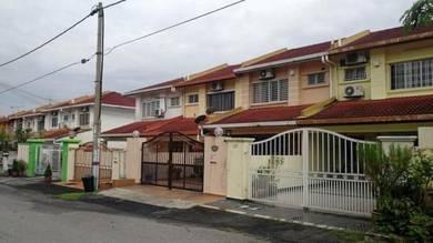 Terrace 2Sty Teres Taman Pinggiran Putra Bandar Putra Permai Serdang