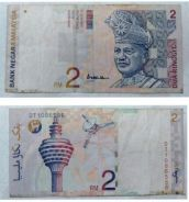 The old money RM2
