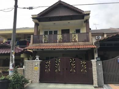Bukit indah, double storey , ampang, selangor (fully renovated)