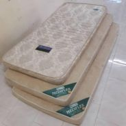 Two Medical Mattresses + One Rubberfoam